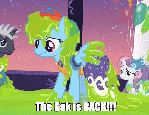 gak,rainbow dash