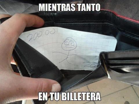 en tu billetera