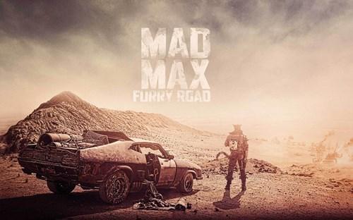Mad Max Fury Road furry road - 8495497728