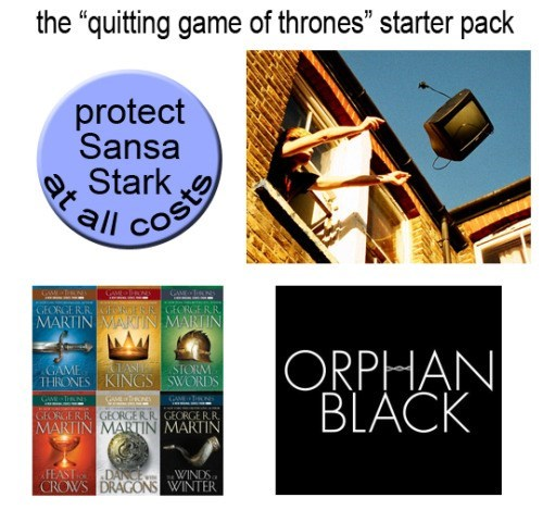 game of thrones memes season 5 starter kit to quit