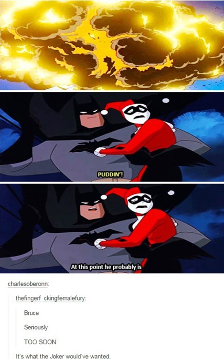 superheroes-batman-dc-joker-harley-quinn-pudding-joke