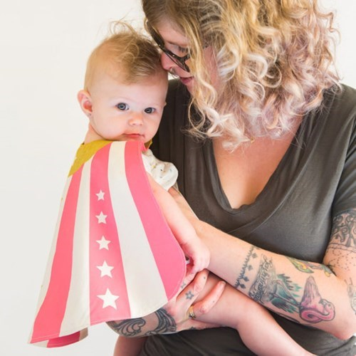 cute parenting costume In Case Your Baby Needs a New Crime Fighting Outfit