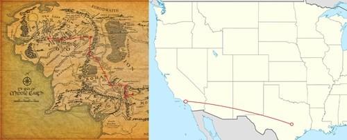 Map - FORODA ARS nook CAh endng