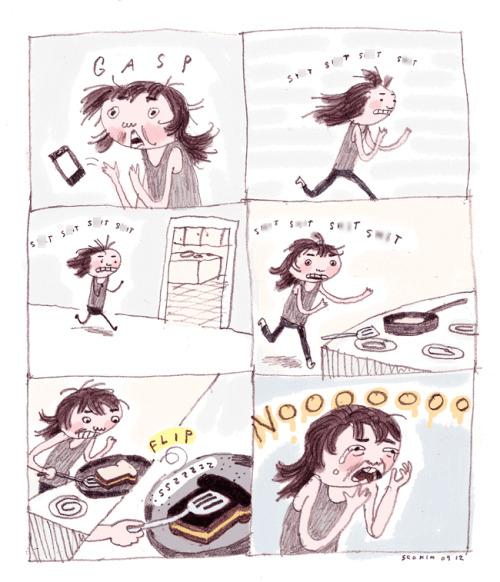 Sadwich Time
