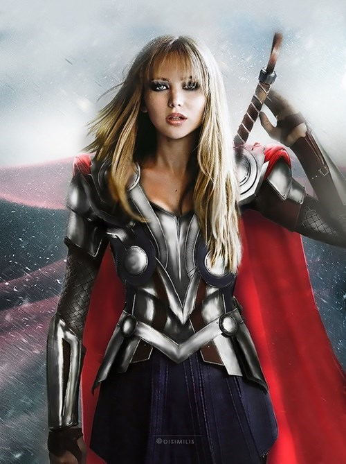 jennifer-lawrence-as-thor