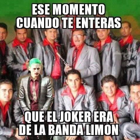 joker banda limon