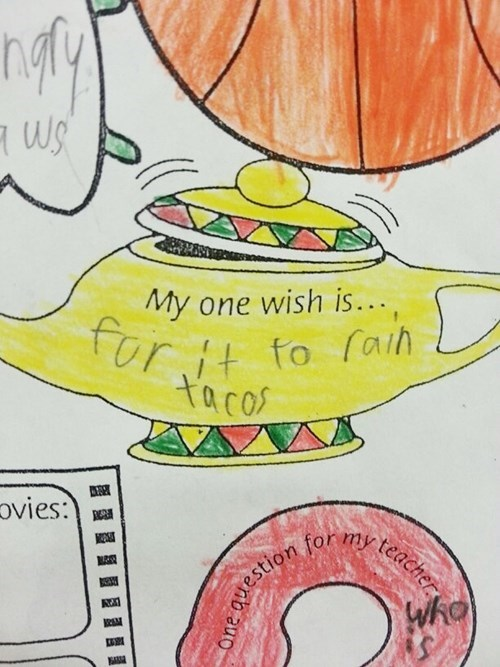 parenting funny letters Me Too Kid, Me Too