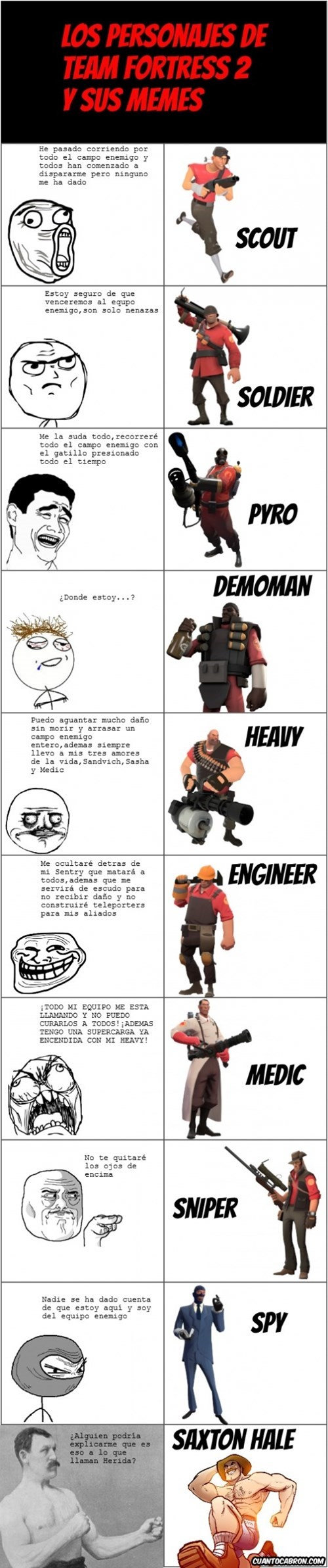 Team Fortress 2 meme