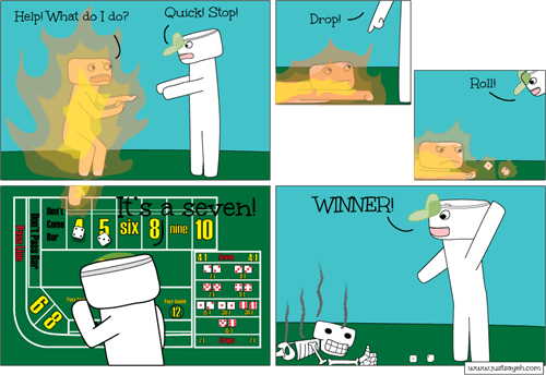 funny-web-comics-youre-on-fire