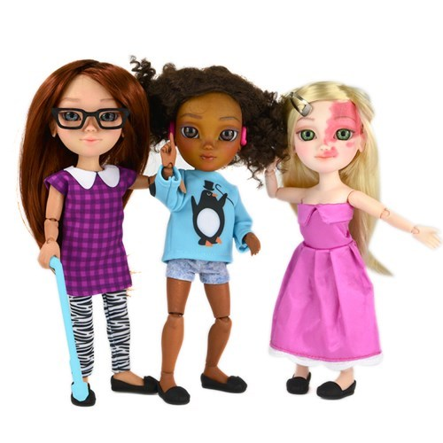 parenting dolls disabled A Doll Maker is Adding Options to Increase Representation for Disabilities