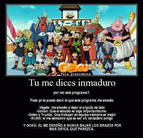 Dragon ball infantil