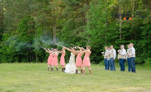 dating funny wedding Now That's a Shotgun Wedding