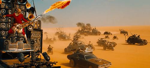 Mad Max Fury Road flaming guitarist - 8498748672