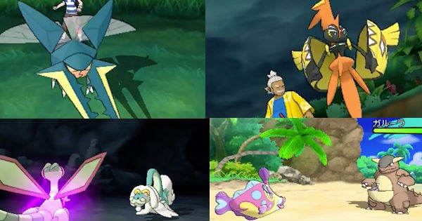 Pokémon news Video Game Coverage pokemon sun and moon pokemon battles video games nintendo - 849925