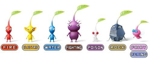 crossover Pokémon pikmin - 8499269120