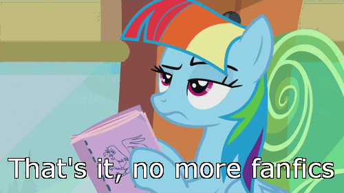 rainbow dash,fanfic