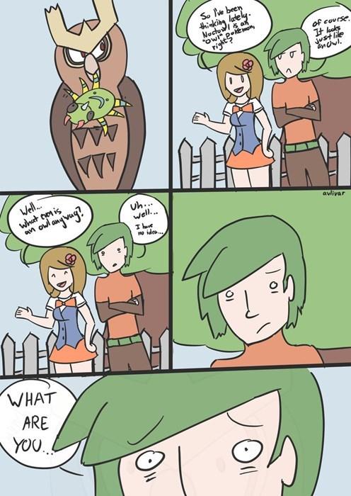 pokemon memes noctowl web comic