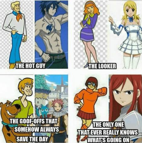 crossover anime cartoons - 8500364032