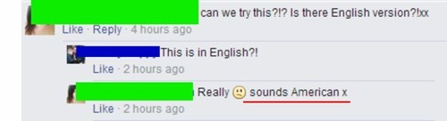 english facepalm comment language - 8500630784