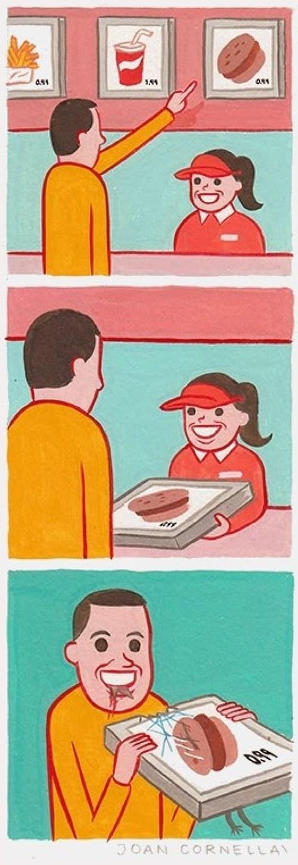 funny-web-comics-fast-food-is-dangerous