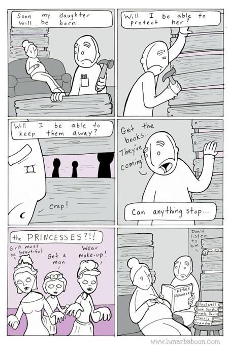 funny-web-comics-daddys-girl