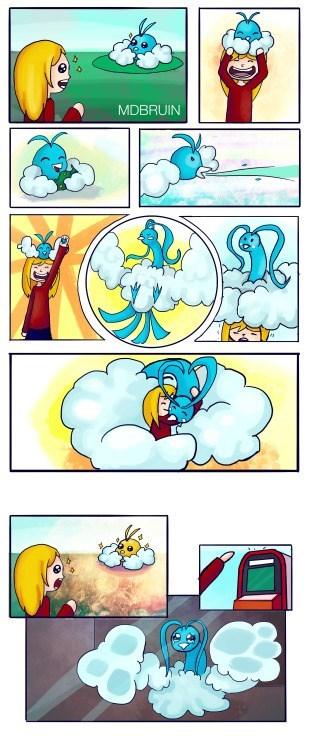 pokemon memes sad shiny pokemon comic