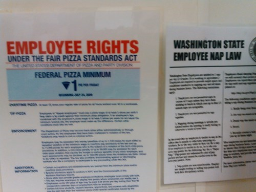 work funny signs Know Your Rights