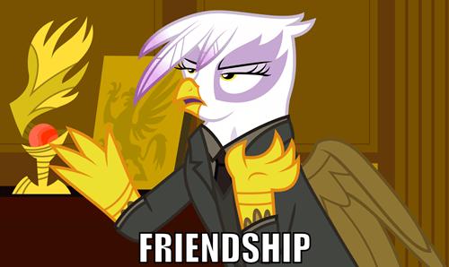friendship,gilda,Memes,ponify