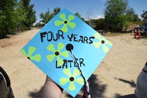 school graduation hat I'm Ready!