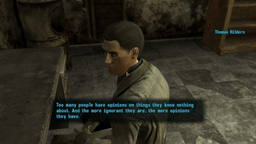 Fallout: New Vegas Gets Too Real Sometimes