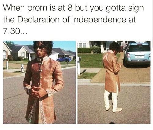 school prom funny