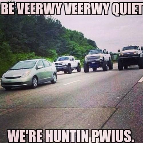 Prius,trucks