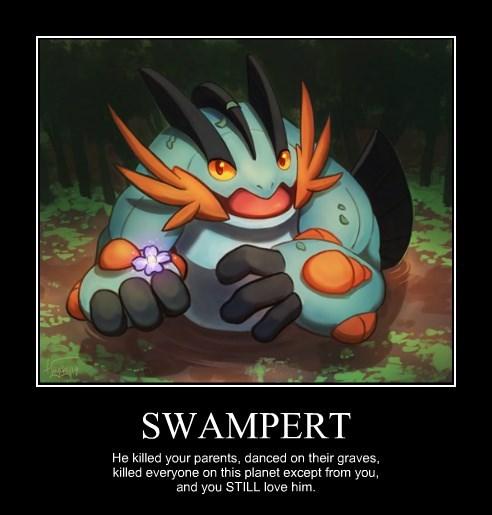 swampert - 8501990144
