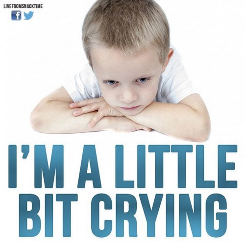 Child - LIVE FROMSNACKTIME I'MA LITTLE BIT CRYING