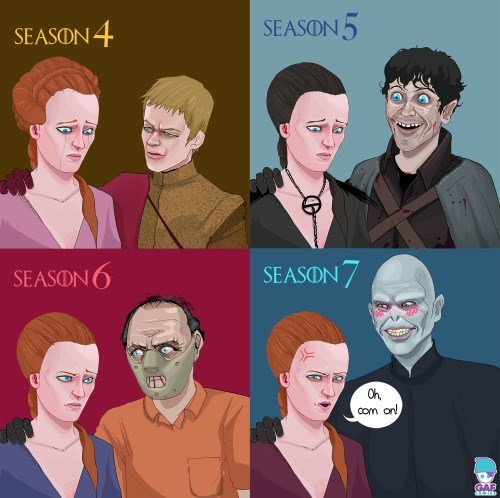 game of thrones memes season 5 sansa has been given too rough of a time.
