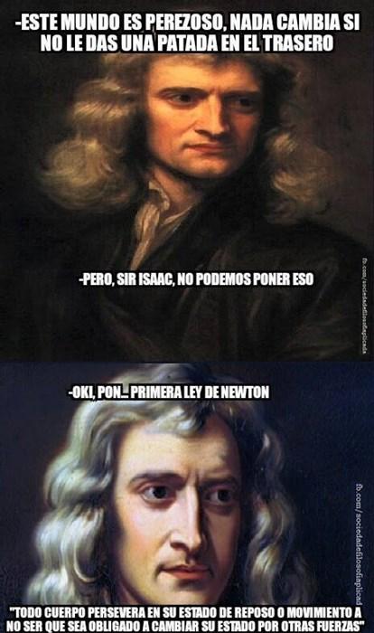 Teoria Newton