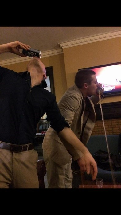 drinking party fails That's Not Quite Right