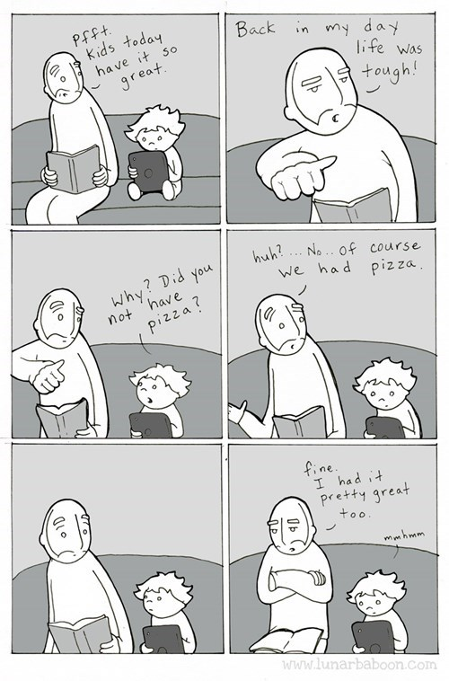 funny-web-comics-whenever-someone-tries-to-act-like-they-the-olden-days-were-harder