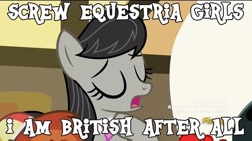 British accent octavia - 8502485248