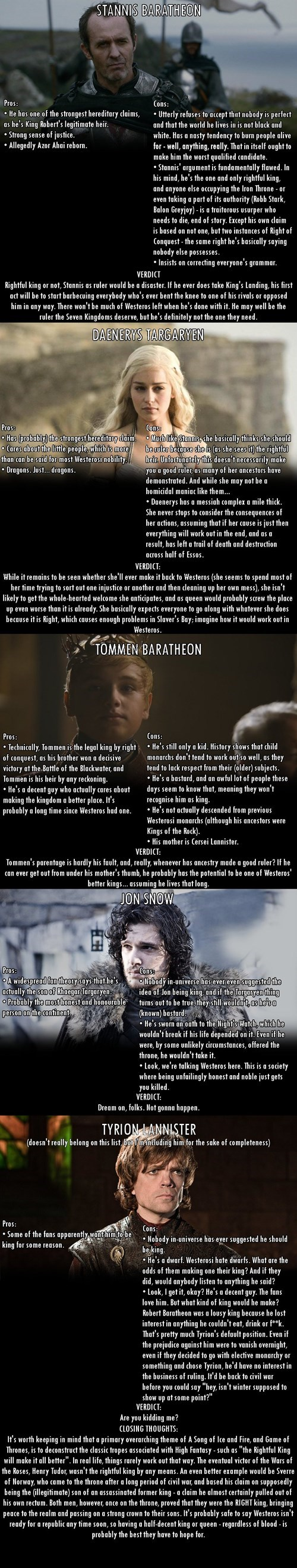 Game of Thrones king Memes season 5 - 8502510080