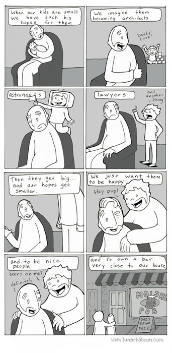 funny-web-comics-the-secret-to-raising-kids