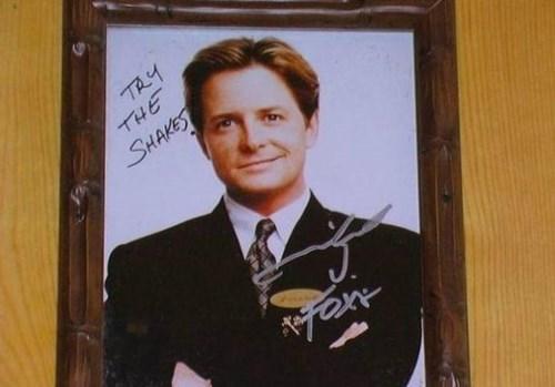 trolling-michael-j-fox-cheeky-autograph