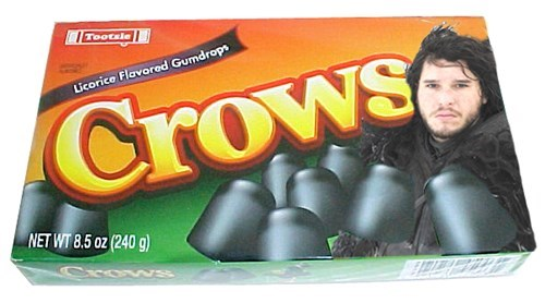 crows Game of Thrones season 5 - 8503585792
