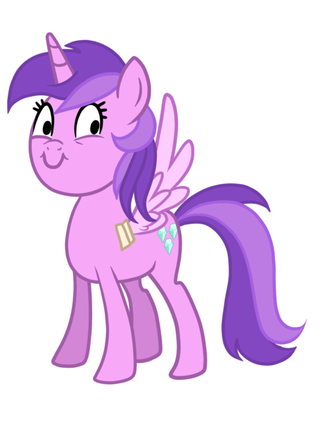 book horse purple amethyst star - 8503842816