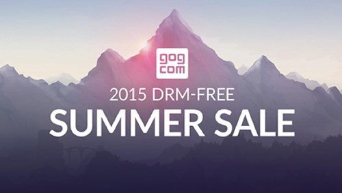 video game news GOG summer sale
