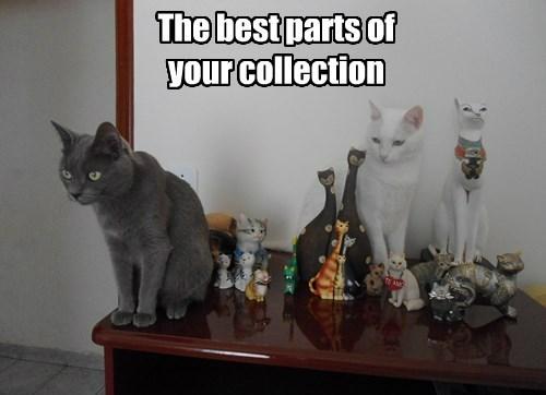 statues Cats - 8504260352