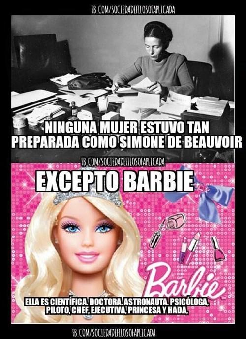 barbie sabe