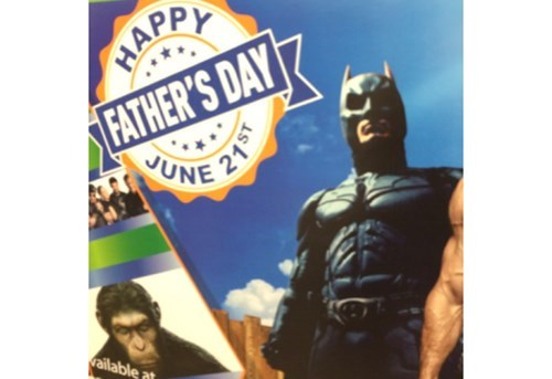 fathers day batman