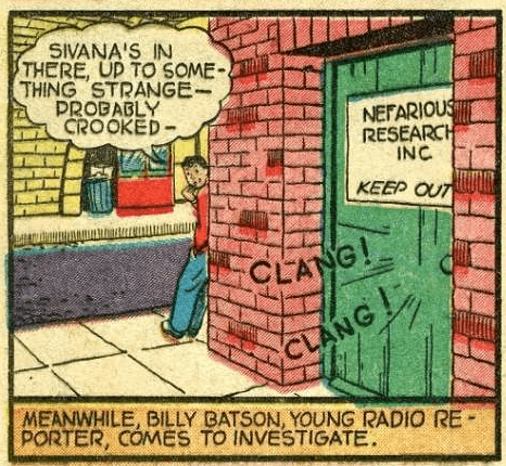 shazam,Straight off the Page,billy batson