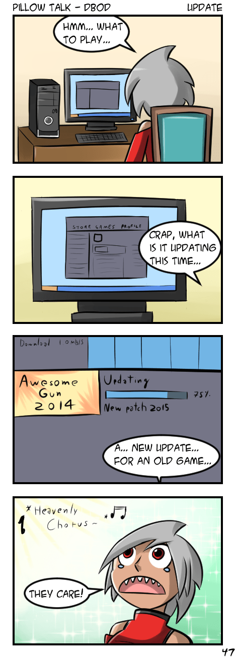 updates,web comics